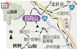 日向山(地図)