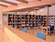 施設案内「山岳図書コーナー」