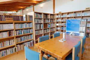 山岳図書コーナー